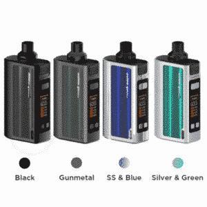 GeekVape Pod Kit Obelisk 60 in 4 different colours